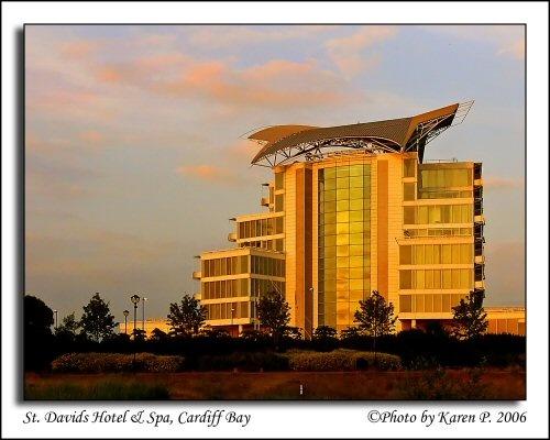 St David\'s Hotel Cardiff by mandarinkay