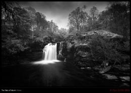 The Falls of Falloch : Mono