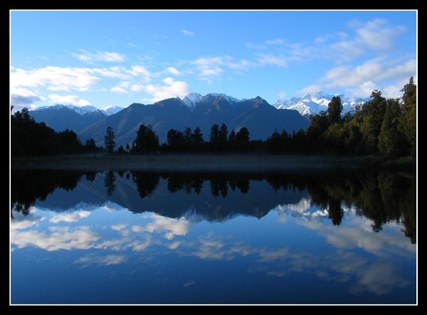 Picture Postcard New Zealand by iansamuel