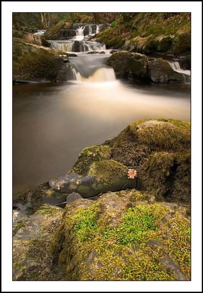 Cumbrian Cascades II by jeanie