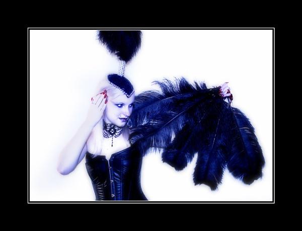 Showgirl #1 by xanda