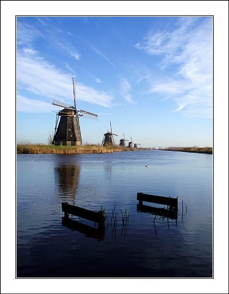 Kinderdijk 2 by conrad