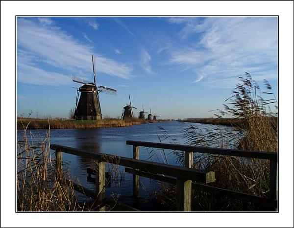 Kinderdijk 3 by conrad