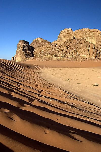 Wadi Rum, Jordan by mcgoo