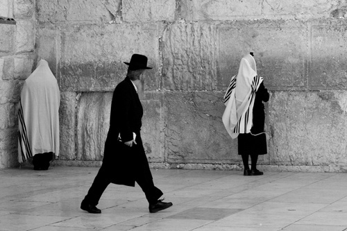 WAILING WALL by gilman
