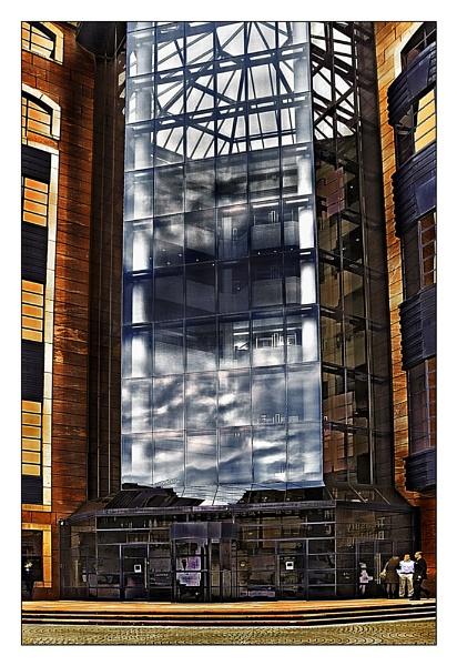 Treasury Building Dublin by paulcr