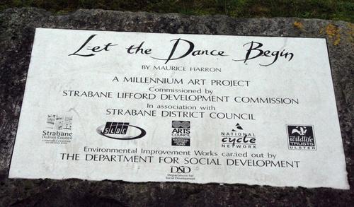 Let the Dance Begin. by Mavis