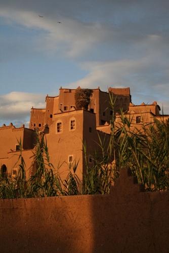 Moroccan Kasbah by awf1