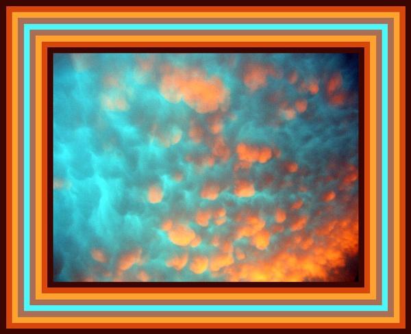 Sea or Sky? by telfordtrio