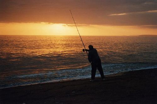 Dorset sunset by jeff50