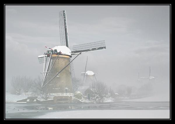 dutch one-day-snow by macdaniel
