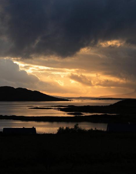 Scottish sunset by Brian_B