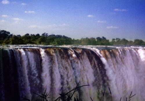 Vic Falls Second Attempt by chensuriashi