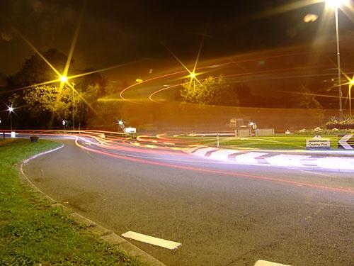 Light Trails by Tutterzzz
