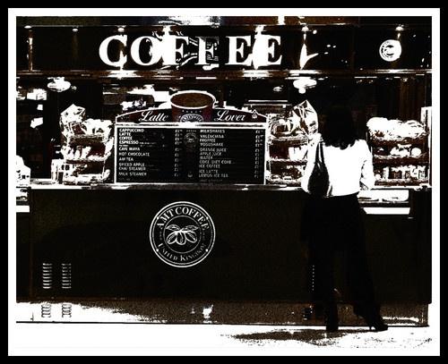 coffee by juliejump