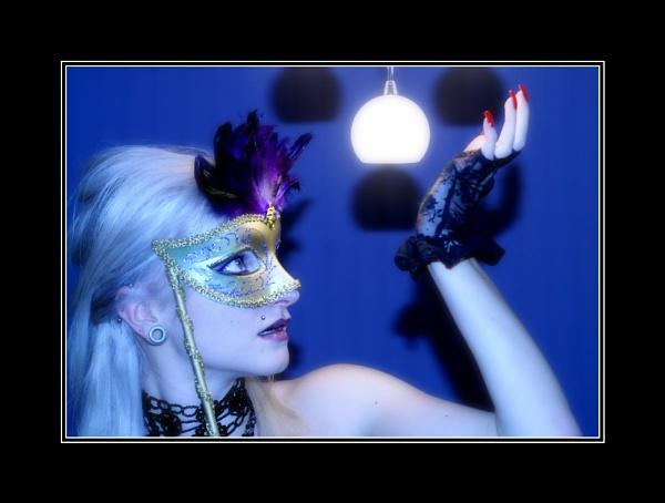 Ruby Blue #5 by xanda