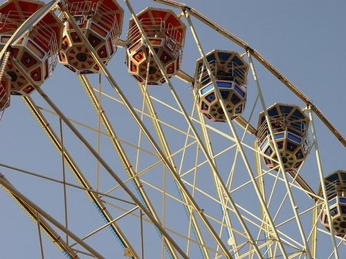 Ferris Wheel by faerie