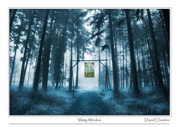 Misty Window by chesh
