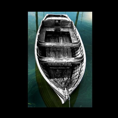 Lake Boat by Finlayoman
