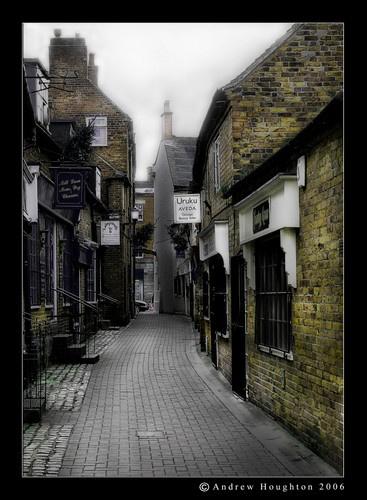 Mill Lane - Ashby de la Zouch II by AHoughton