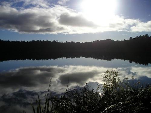 Mirror Lake! by Savvouri