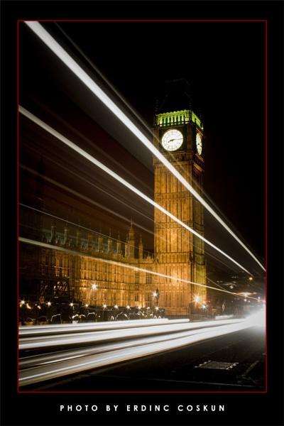 Big Ben #2 by erdinc