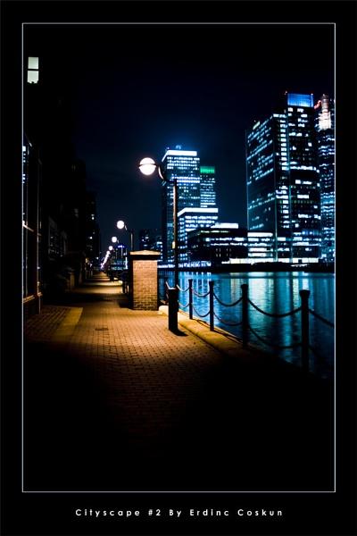 Cityscape #2 by erdinc