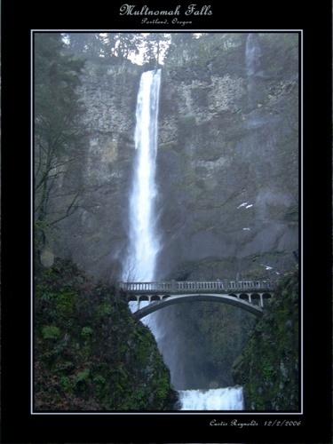 Multnomah Falls 01 by certx