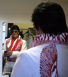Reflections of Elvis