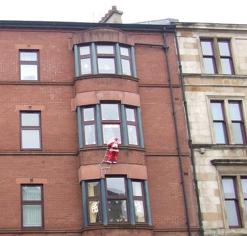 Santa locked out by Rab_H