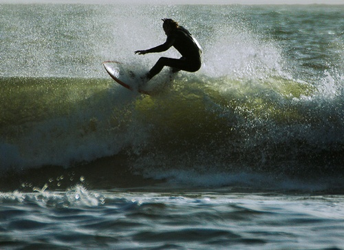 Surfing by Ricky34