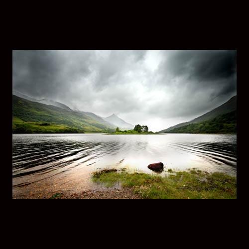 Scottish Loch by Tony_Hn