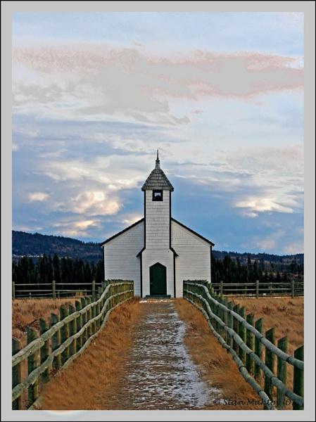 Little Church on the Prairie by alpha788