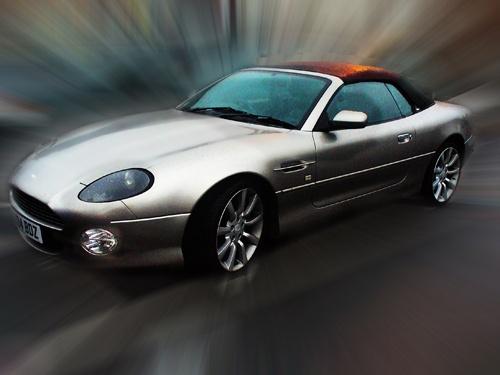 Aston Martin Dream by chensuriashi