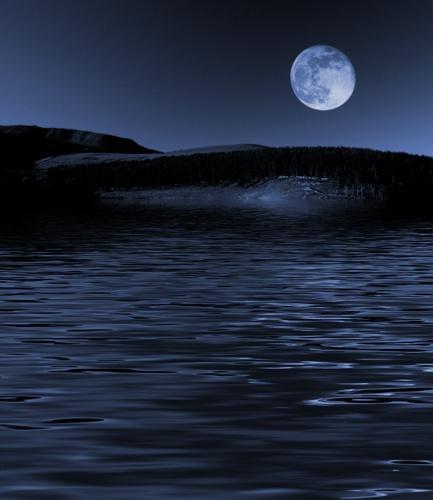 Moon View by pj.morley