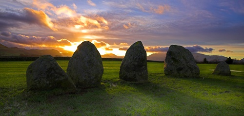 Castlerigg Stone Circle - Late Afternoon by db