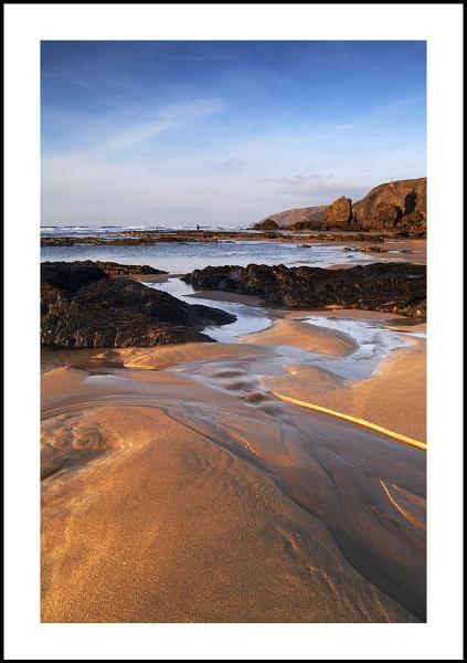 Sandymouth Bay by pfheyes