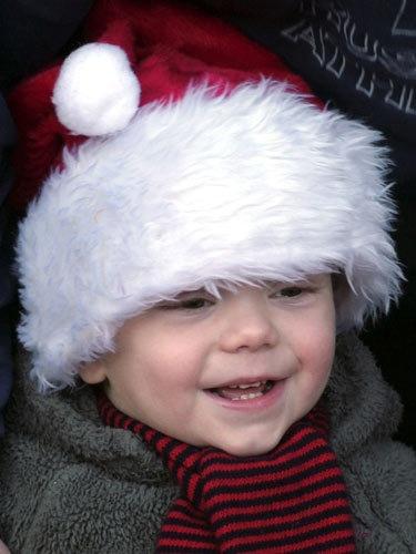 My Wee Santa by lol