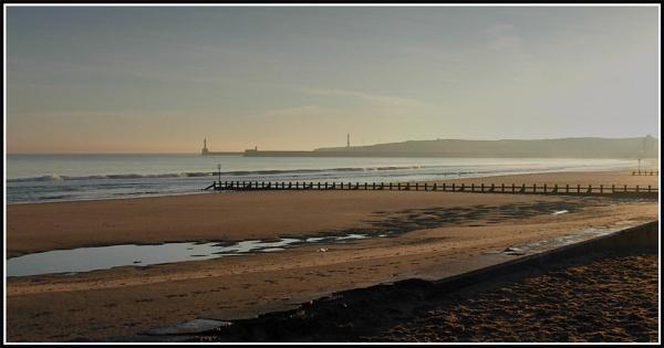 Aberdeen Beach by Scotty