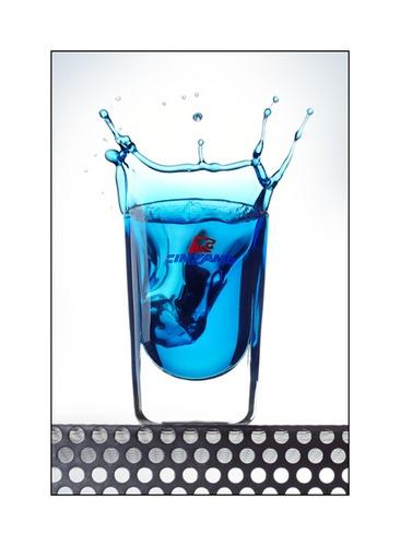 Blue Splash by StephenGalea