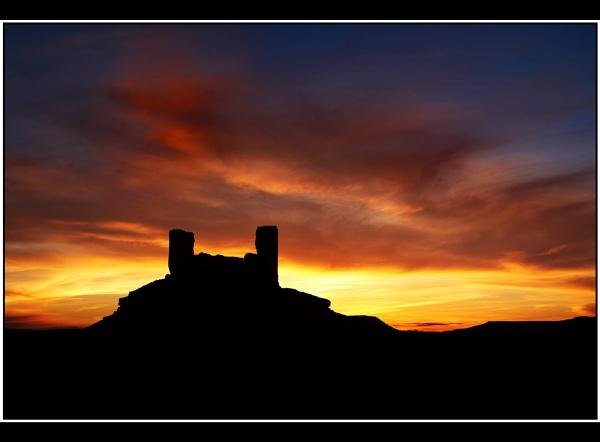 The Castle III by TonyA