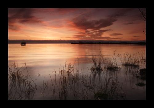 Ballyronan Sunrise by chenderson