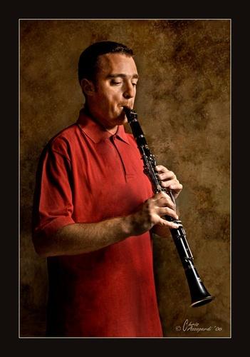 The Musician by Ruggieru