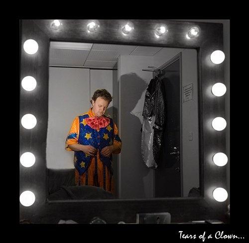 Tears of a clown... by RoddBC