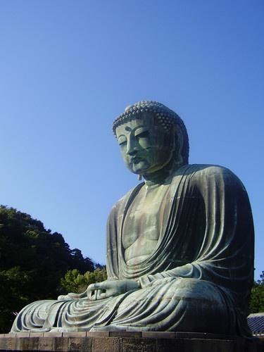 Buddha. Kamakura by EMMA1