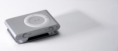 iPod Shuffle by DTPnorfolk
