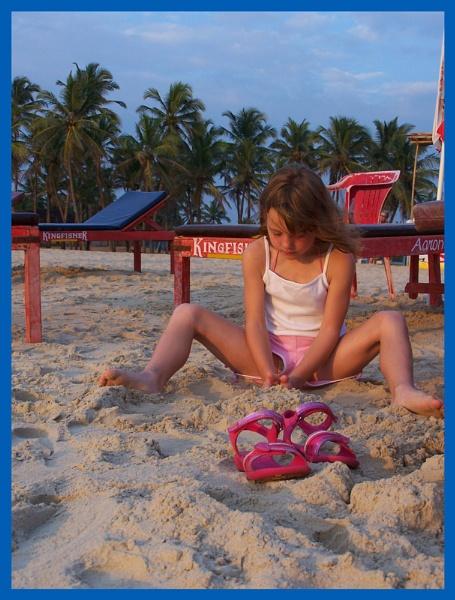 Beach Babe by mark2uk