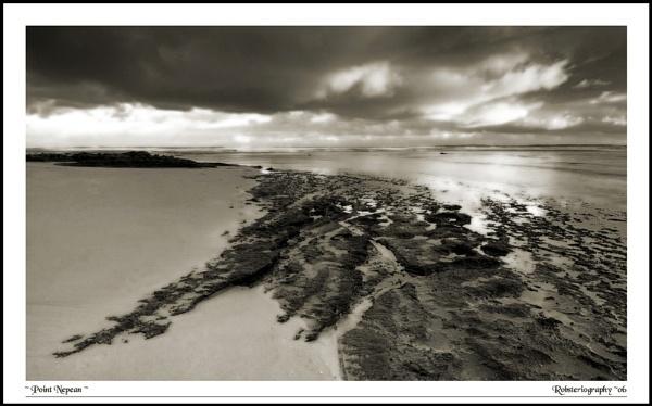 Portsea Back Beach. by Robsterios