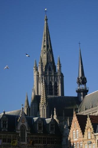 Ypres Skyline by neleliza