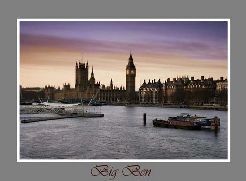 big ben by mirchevphotography